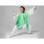 Tai Chi Clothing, Tai Chi Shawl,Tai Chi Shawl Gradient Color, Tai Chi Clothing outside veil