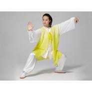 Tai Chi Clothing, Tai Chi Shawl,Tai Chi Shawl Gradient Color, Tai Chi Clothing outside veil