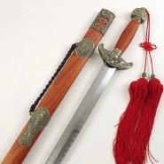 Tai Chi Sword, Chinese Sword, Chinese Vintage Sword, Chinese Tai Chi Sword, Professional Tai Chi Sword, Qianlong Sword