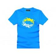 Tai Chi T-shirt, Tai Chi T-shirt Liard, Tai Chi T-shirt Blue
