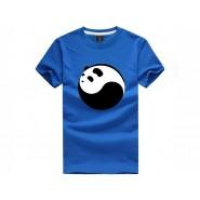 Tai Chi T-shirt, Tai Chi T-shirt Panda, Tai Chi T-shirt Panda Blue