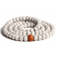 Buddhist Prayer beads, Buddhist Prayer bracelet, Buddhist Prayer necklace, Buddhist Mala
