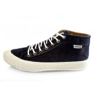 Warrior Footwear Cowboy Casual Sneaker Navy