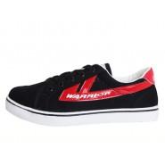 Warrior footwear, Warrior footwear sneaker, Warrior Footwear Lovers Sneaker black red