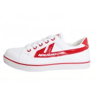 Warrior footwear, Warrior footwear sneaker, Warrior Footwear Lovers Sneaker, Warrior Footwear Lovers Sneaker White Red