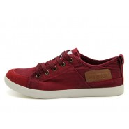 Warrior footwear,  Warrior Footwear Casual Shoes, Warrior Footwear Vintage Casual Shoes Claret