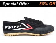 Feiyue Martial Arts Shoes Black