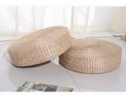 Cattail Cushion for Zen Meditation