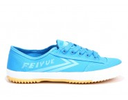 Feiyue Plain Canvas Sneakers -  Blue Shoes