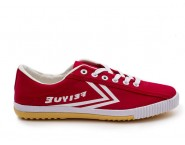 Feiyue Shoes 2015 New Style Red White Plain Sneaker