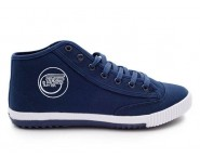 Feiyue Shoes 2016 New Style High Top Navy