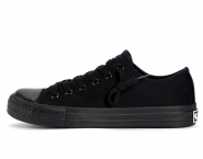 Feiyue Shoes 2017 New Style Plain Sneaker Black