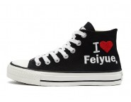 Feiyue Shoes 2019 New Classic Summer High Top Canvas Casual Shoes