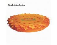 Lotus Design Soft Cushion for Zen Meditation