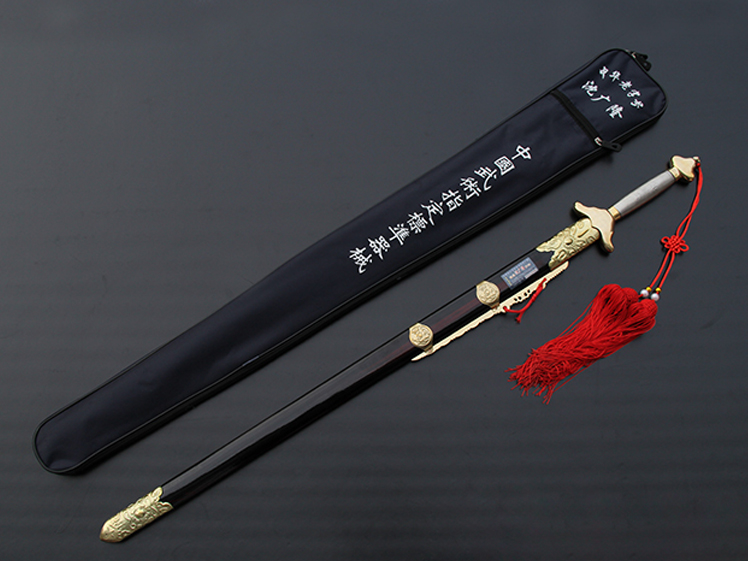 Chinese Tai Chi sword