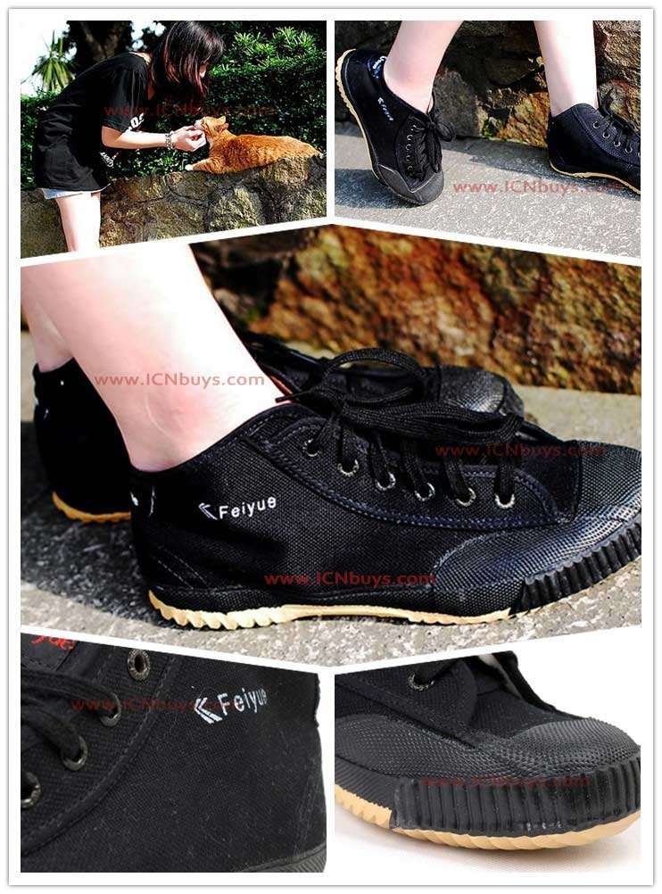 Feiyue Martial Arts Shoes Detail image