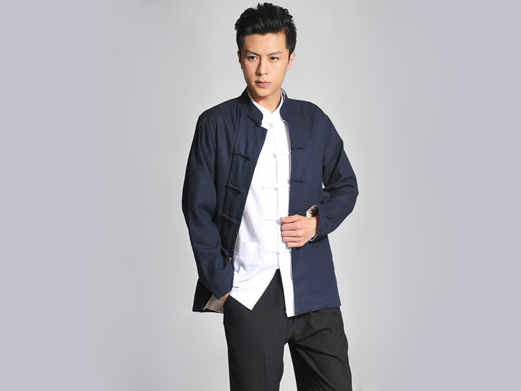 Kung Fu Clothing Uniform Man