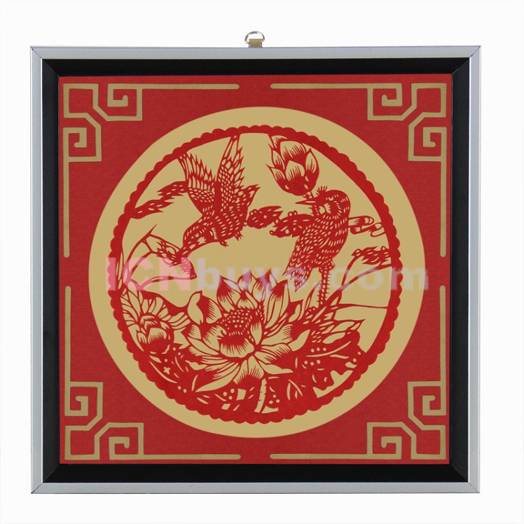 Decorative Paper-cut Frame