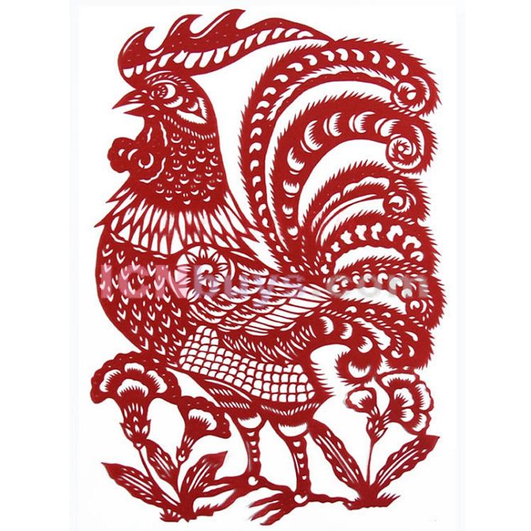 Chinese Paper Cutting, Decorative Paper-cut Frame, Paper Cutting ...