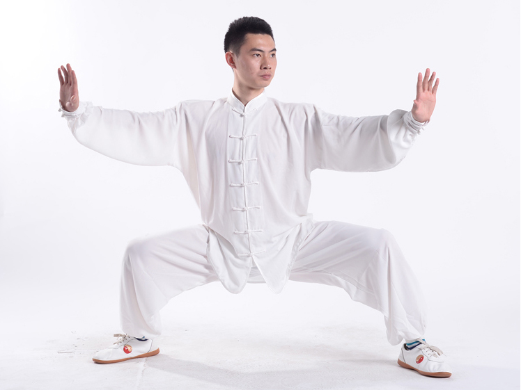 Tai Chi Clothing Uniform Summer Man