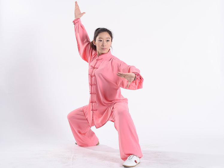 Tai Chi Clothing Uniform Summer Woman