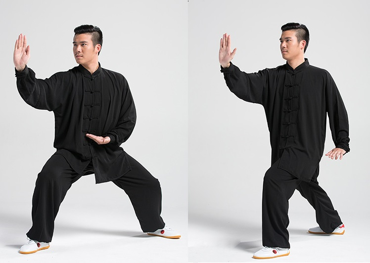 Tai Chi Clothing man