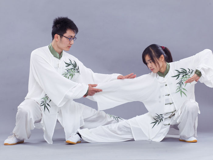 Tai Chi Clothing Set Women Bamboo