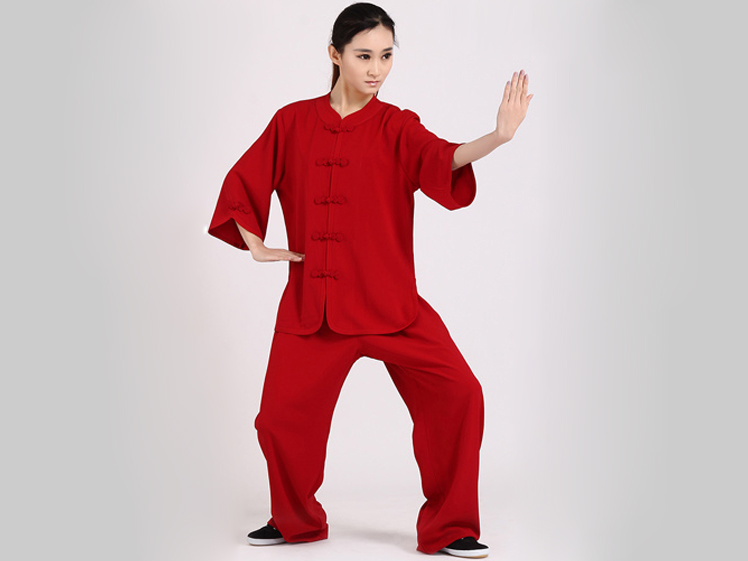 Tai Chi Clothing Uniform Women