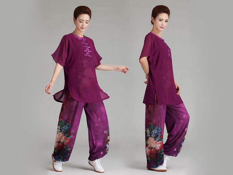 Tai Chi Clothing for summer
