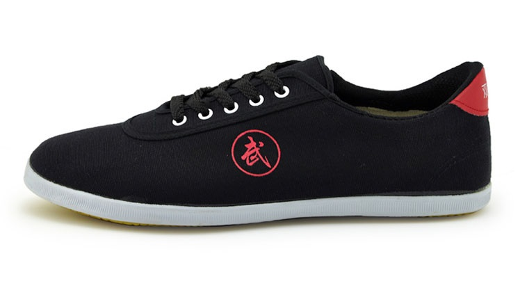 Tai Chi Shoes Black