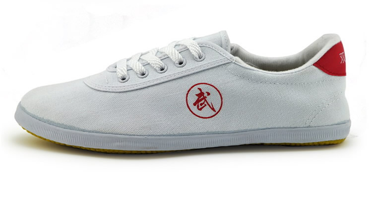 Tai Chi Shoes White