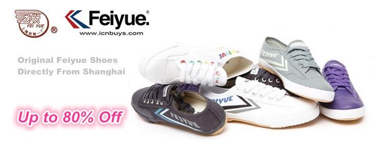 Original feiyue shoes