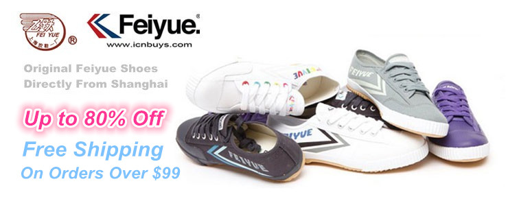 Original feiyue shoes