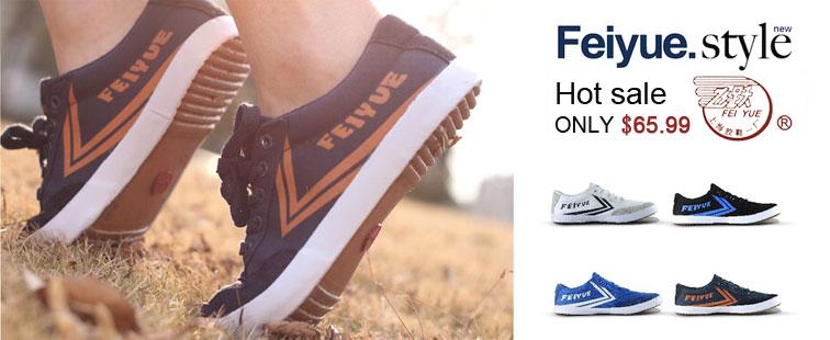 Feiyue AS sneaker