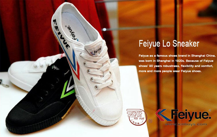 Feiyue lo shoes